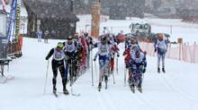 Championnats de France Longue distance à Lajoux