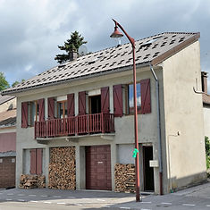 gîte à Lajoux Haut Jura