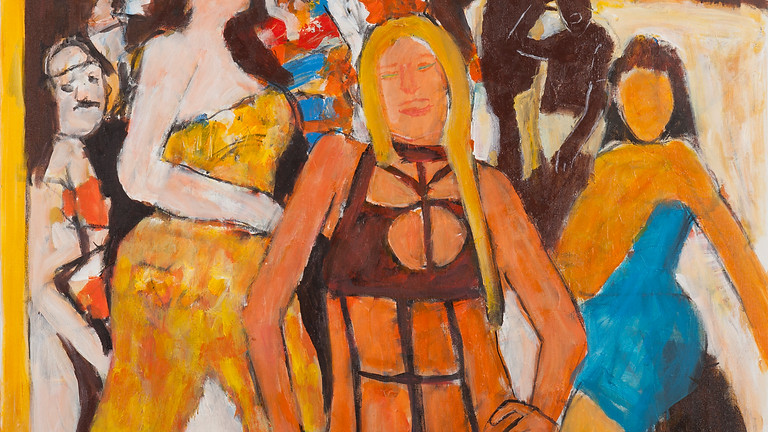 Gattegno Yoseph -  Solo Exhibition