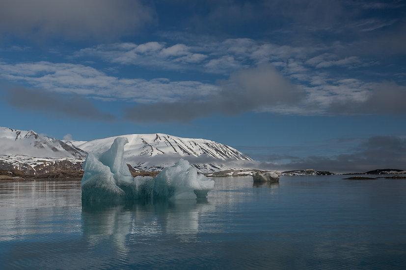 שפיצברגן - Spitzbergen