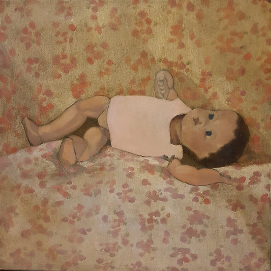 The lying doll