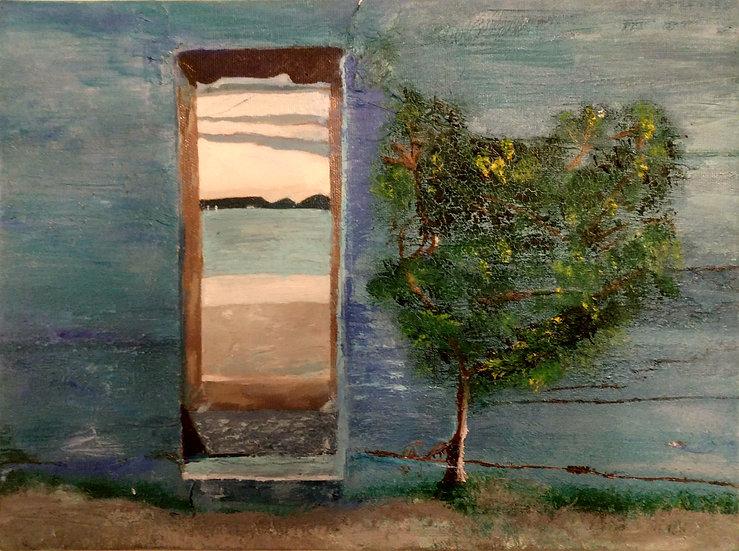 A door to freedom