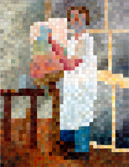 Selfportrait 2009