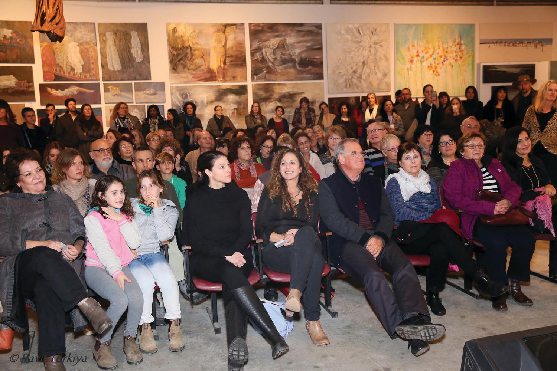 אירועים בגלריה
