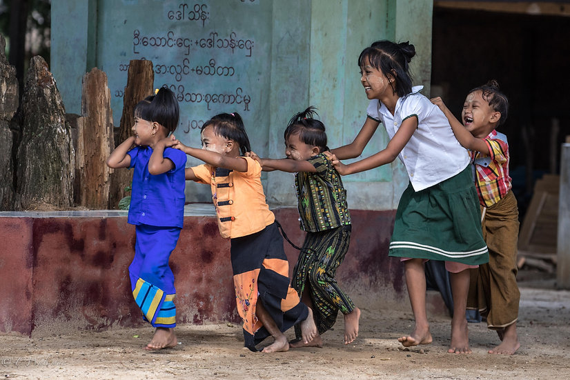 Burma - בורמה