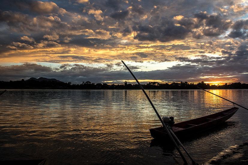 לאוס וקמבודיה - Laos and Cambodia