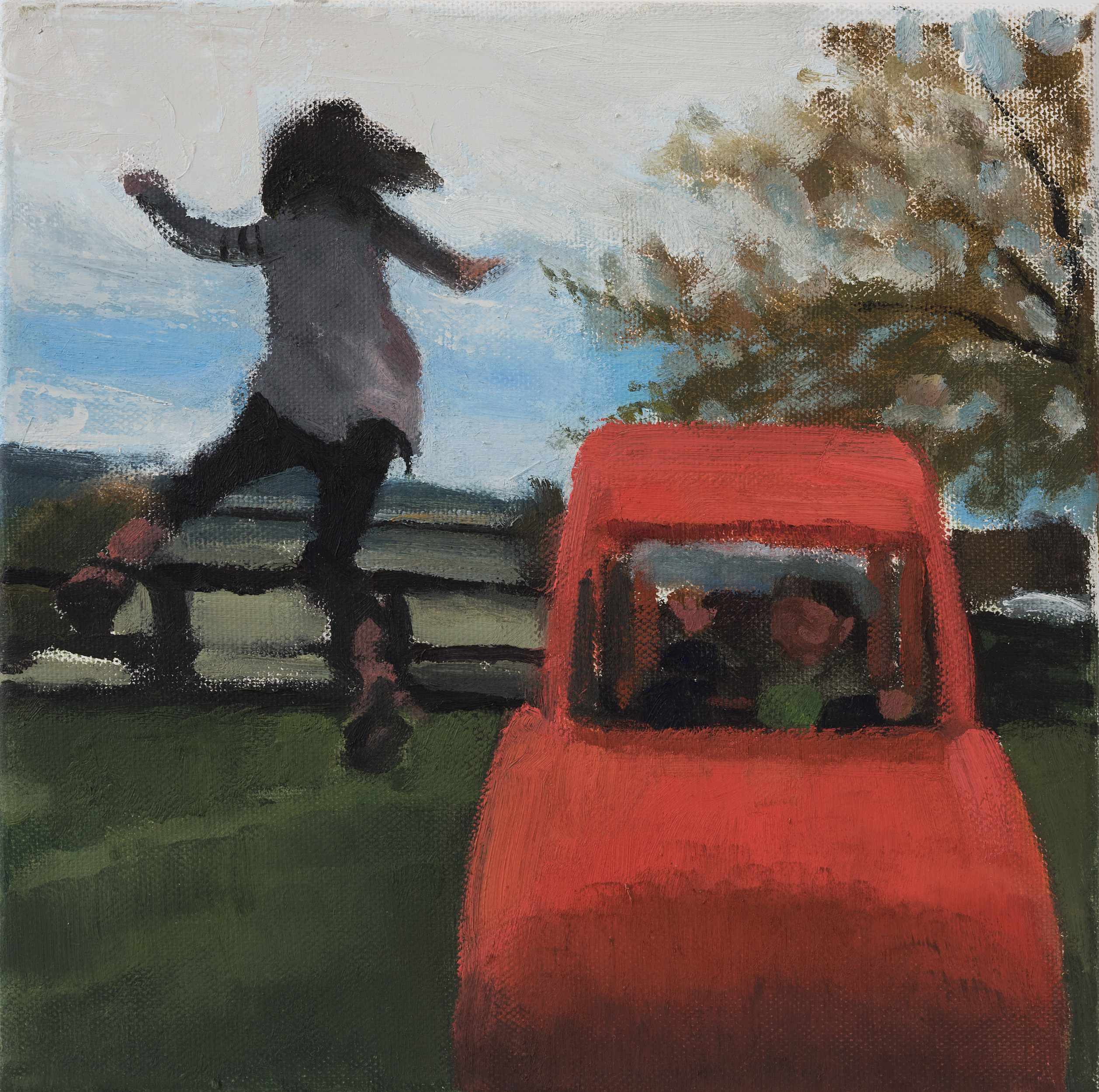 Red Car_2019