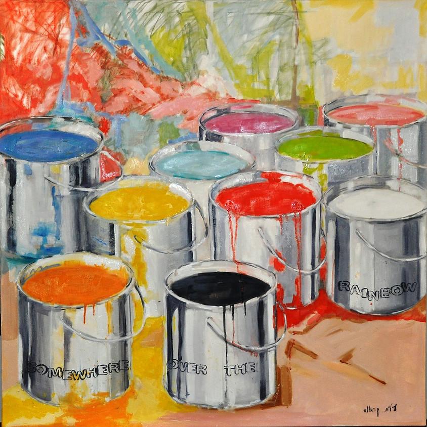 סדנה - Paint Bar