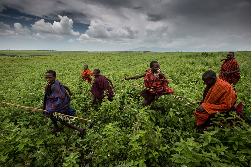 Tanzania 2016