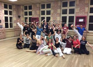 Danse et karaté: quand l'harmonie rencontre la souplesse !!!