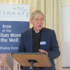 Chair of Retreat Associaiton Rev Preece welcomes all to our Summer Event