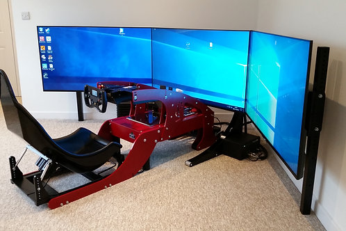 Evo F1 Professional Driver Training Simulator