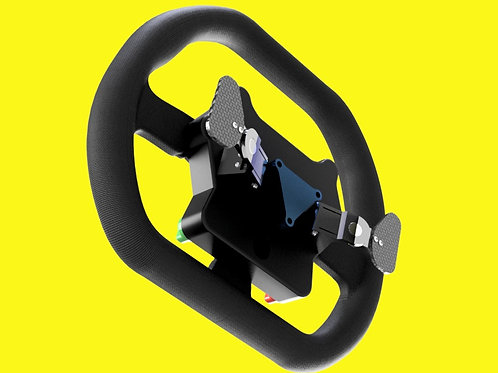 TwentyOne GT Steering Wheel