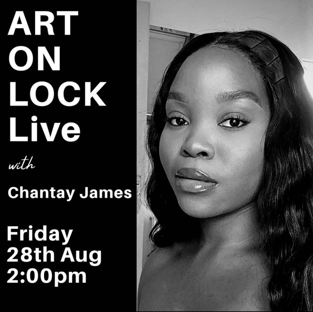 Live interview with Black British Visual Artists