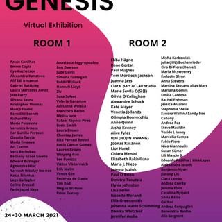Exhibition: Genesis