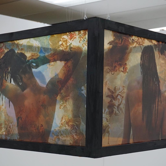 Untitled (Installation piece) 2019
