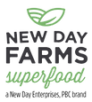 New Day Farms Superfood Logo