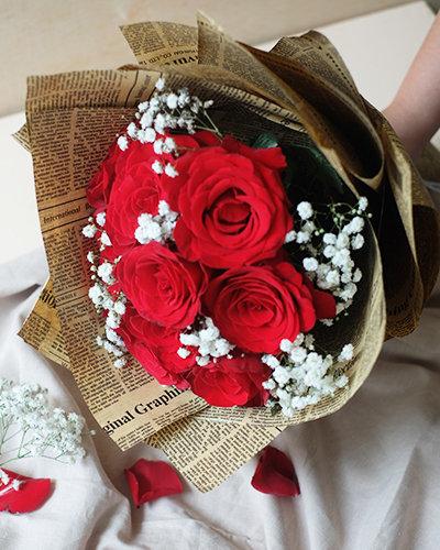 hand bouquet HB 1901