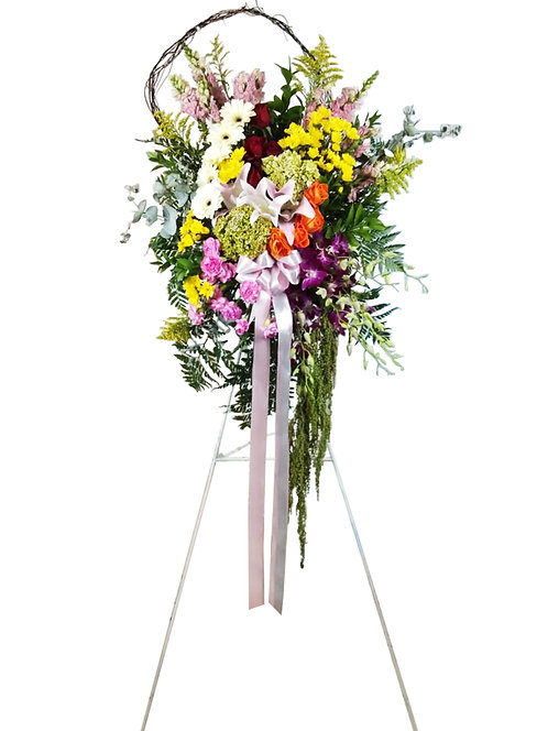 Standing Flowers SL 1901