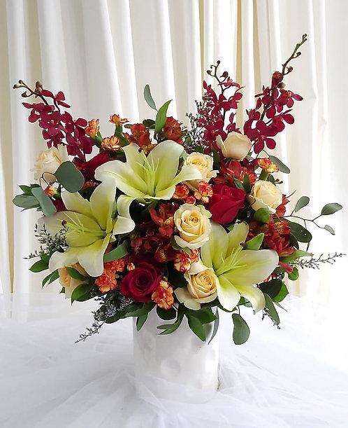 Bunga Rangkaian FF 2013