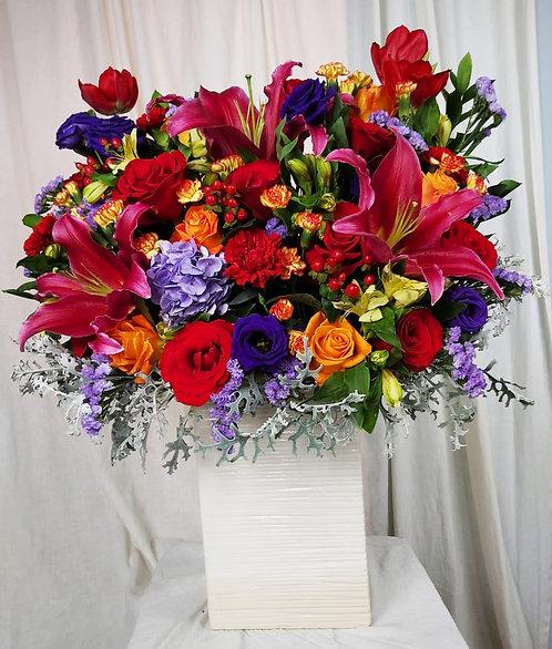 Bunga Rangkaian FF 2008
