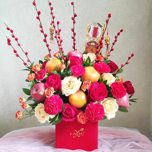 Chinese New Year Fruits & Flowers IM 2111