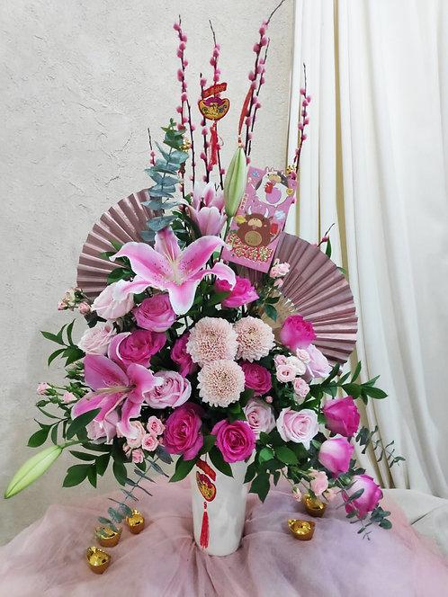Chinese New Year Flowers IM 2106