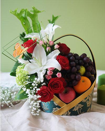 Fruits & Flowers SR 1903