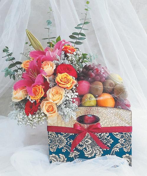 Fruits & Flowers SR 2001