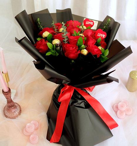 hand bouquet HB 2001