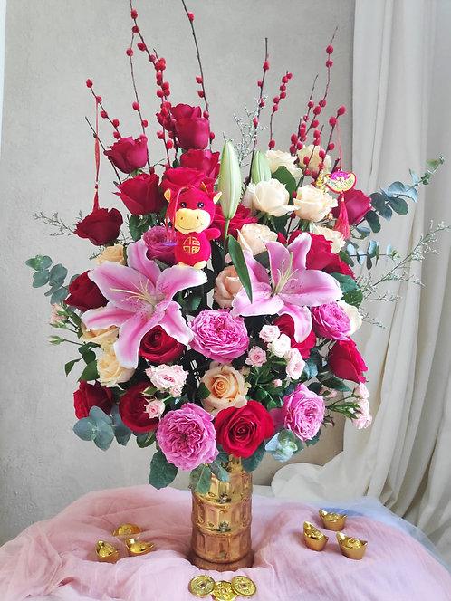 Chinese New Year Flowers IM 2107