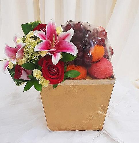 Fruits & Flowers SR 1901