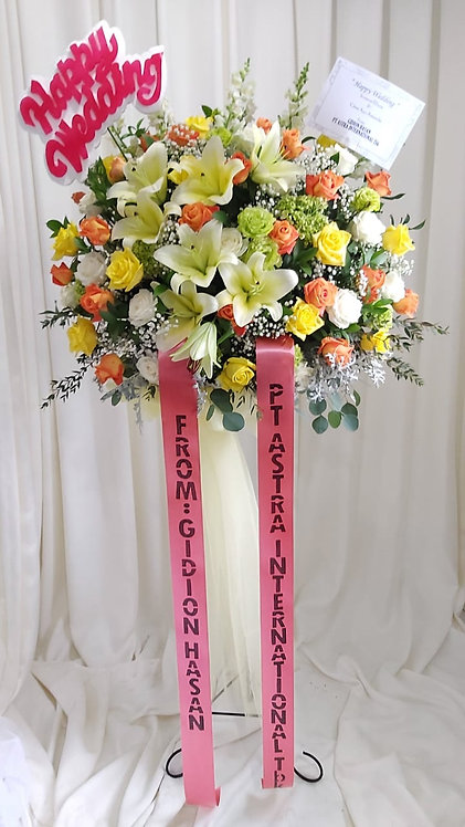 Standing Flowers SL 2001