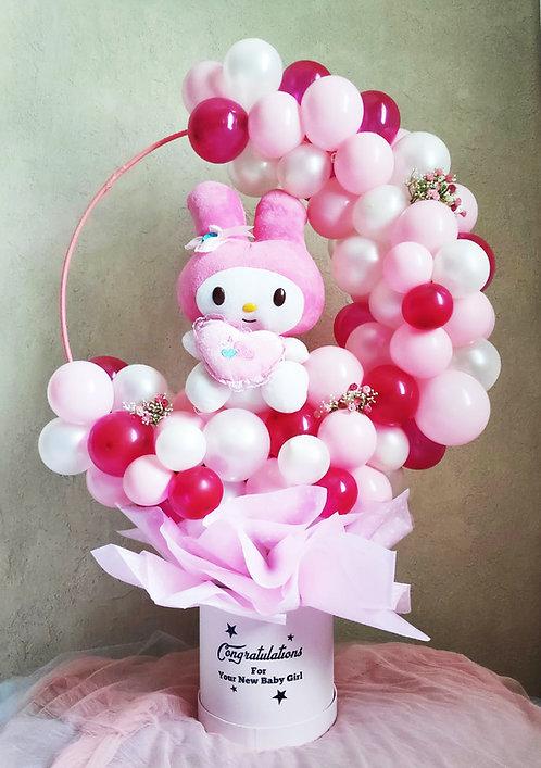 Bunga Balon BL 2011