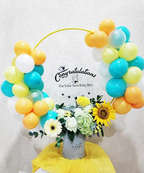 Bunga Balon BL 2009