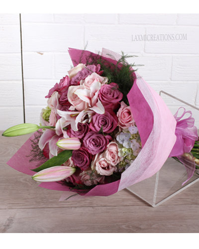 hand bouquet HB 1609