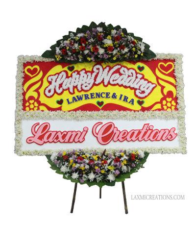 Bunga papan SWHW-1603
