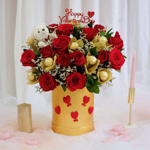 Bunga Valentine VAL 2002