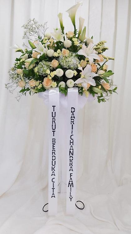 Bunga duka cita CL 2002