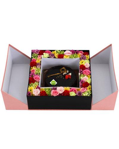 Flowers & Cake CK 1601