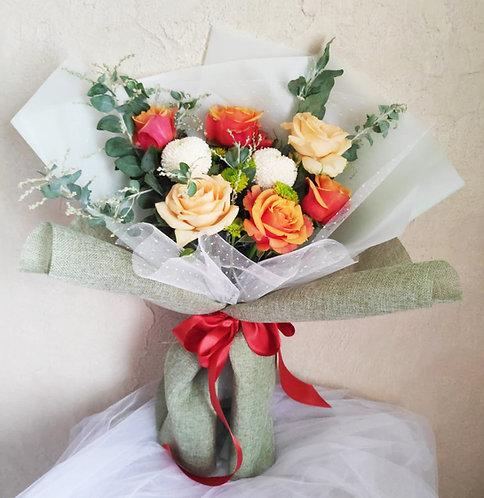 hand bouquet HB 2004
