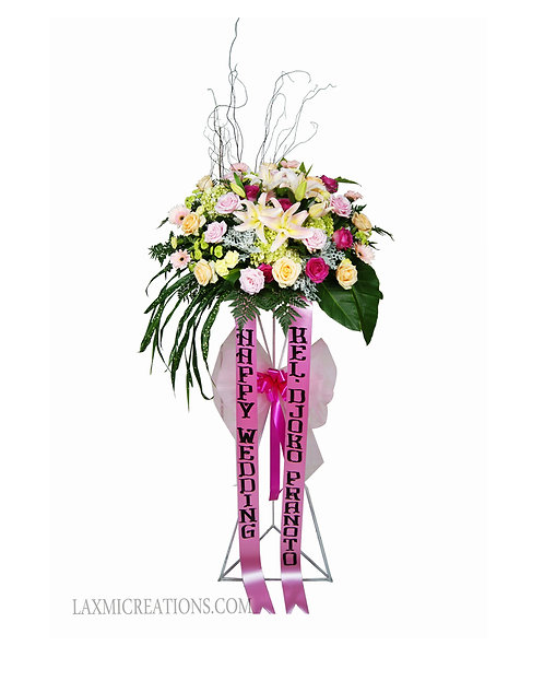Standing Flowers SL 1701