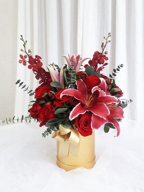 Bunga Rangkaian FF 2001