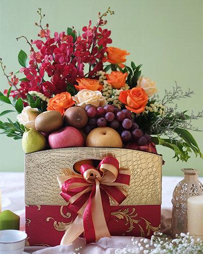 Fruits & Flowers SR 1905
