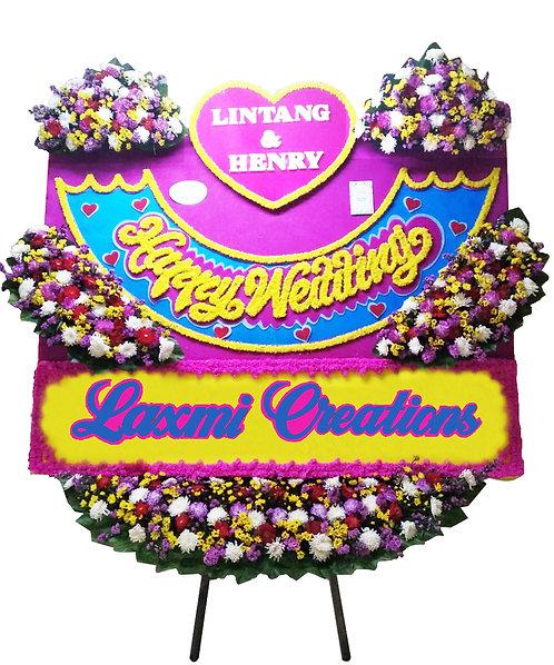 Bunga papan SWHW-1901