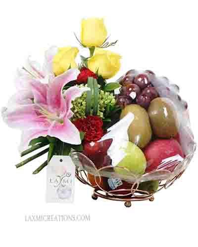 Fruits & Flowers SR 1803