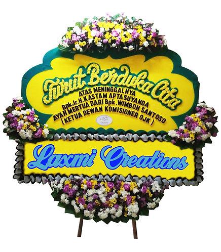Bunga papan SWTBC-2001