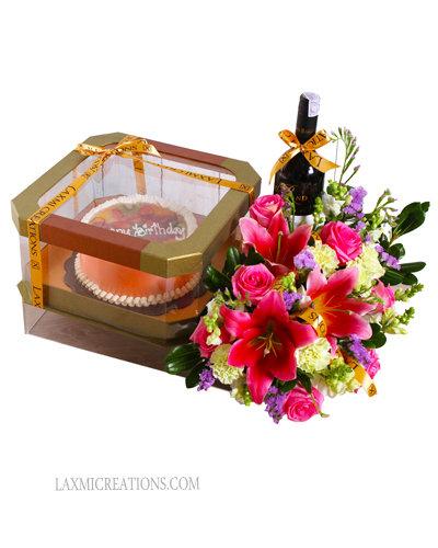 Flowers & Cake CK 1603