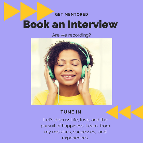 Book an Interview