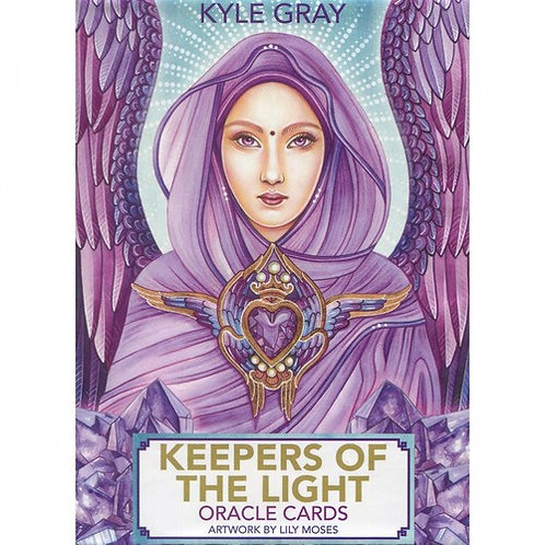 Keeper Of The Light Oracle Cards - Kyle Gray